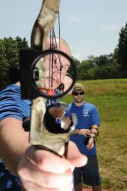 Take aim with sight