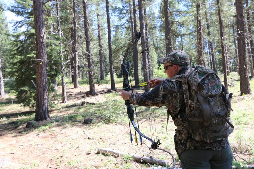 Hunting in USA